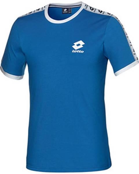 Modré tričko Lotto