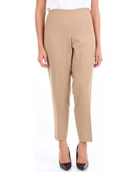 Béžové nohavice Les Copains