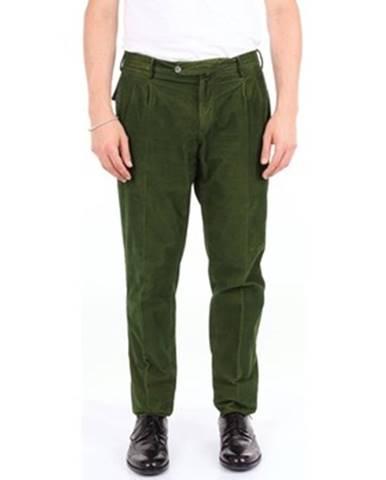 Zelené nohavice Pto5