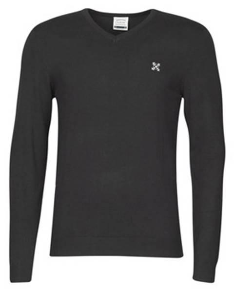 Čierny sveter Oxbow