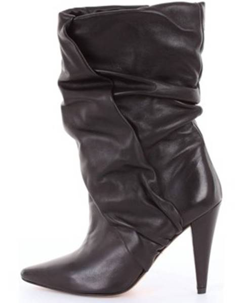 Čierne topánky Iro