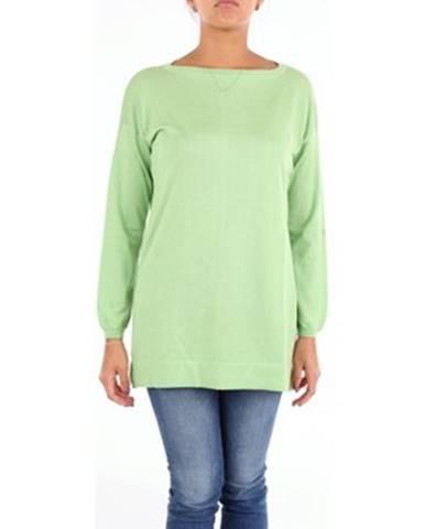 Zelený sveter Snobby Sheep