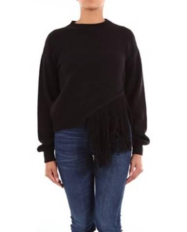 Čierny sveter Rame