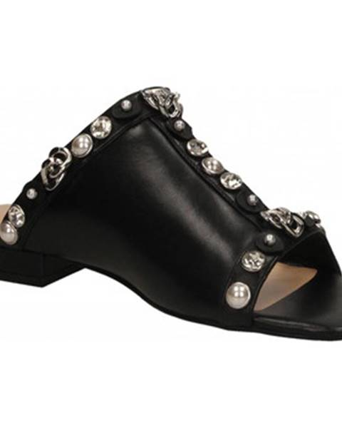 Čierne sandále Apepazza
