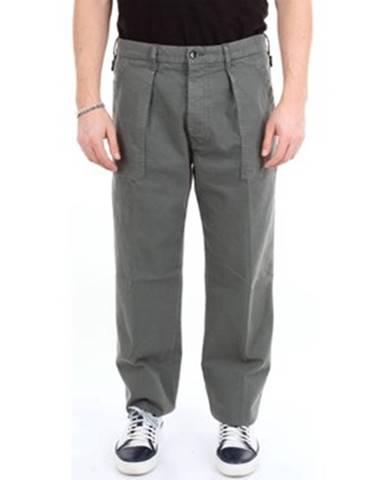 Zelené nohavice Doppiaa