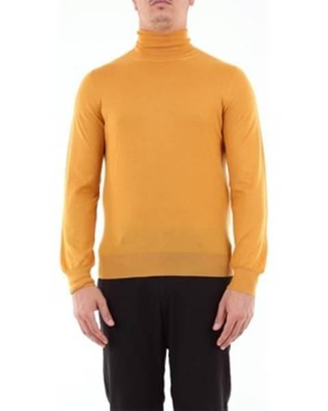 Žltý sveter Barba Napoli