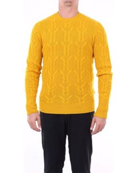 Žltý sveter Drumohr
