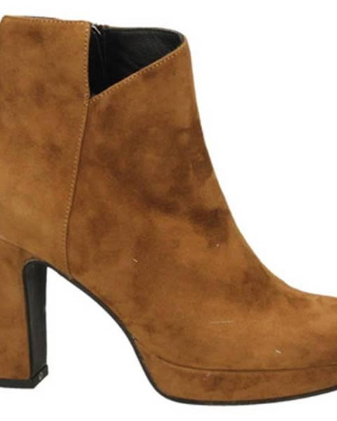 Hnedé topánky Les Venues