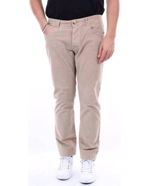 Béžové nohavice Sp1