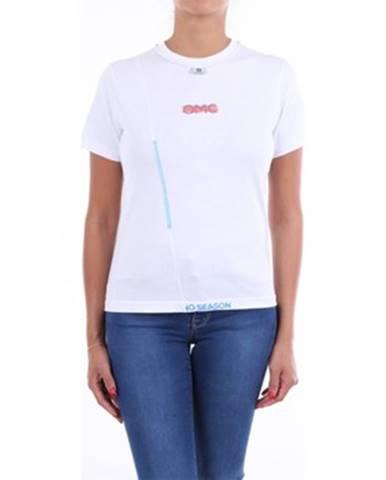 Biele tričko Omc