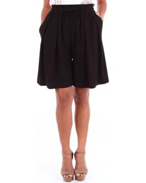 Čierne šortky McQ Alexander McQueen