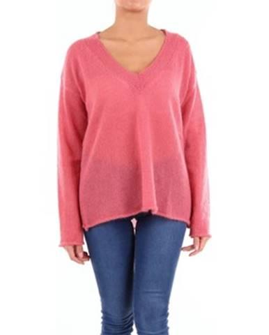 Ružový sveter Semicouture