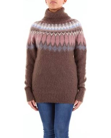 Hnedý sveter Manila Grace