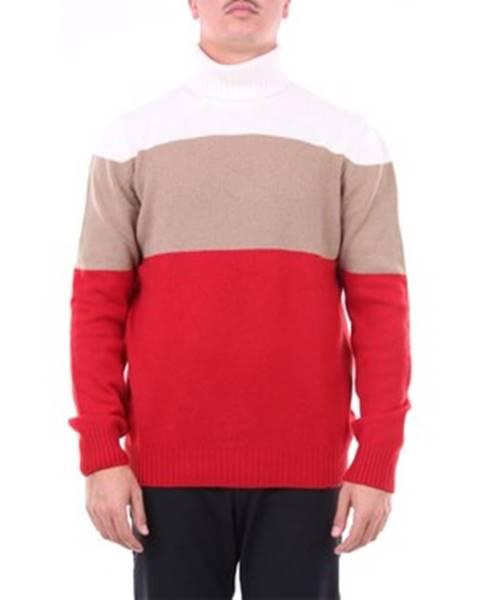 Viacfarebný sveter Tagliatore