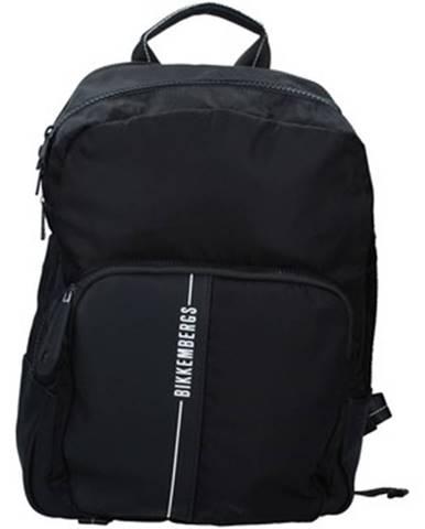 Čierny batoh Bikkembergs