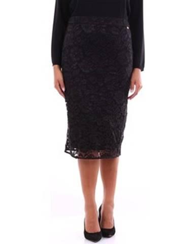 Čierna sukňa Twin Set