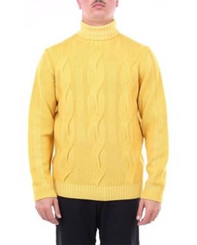 Žltý sveter H953