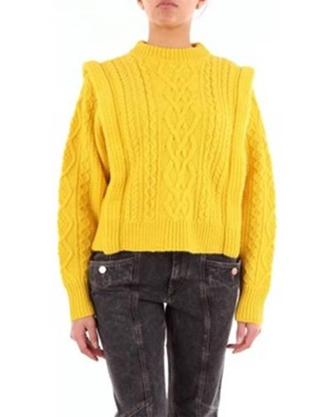 Žltý sveter Gil Santucci