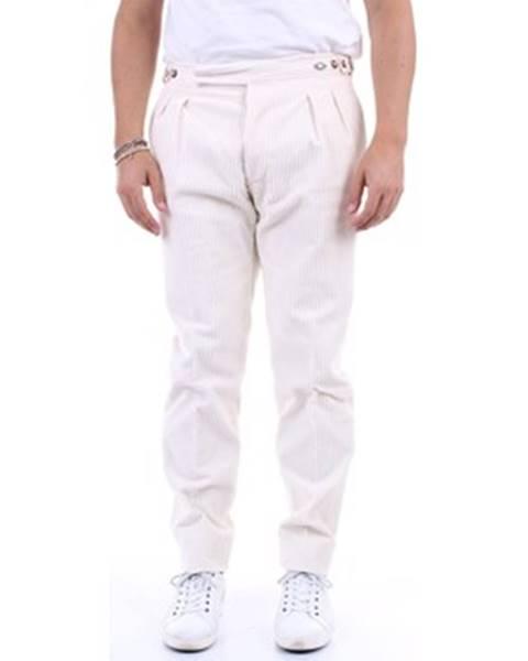 Béžové nohavice Tagliatore