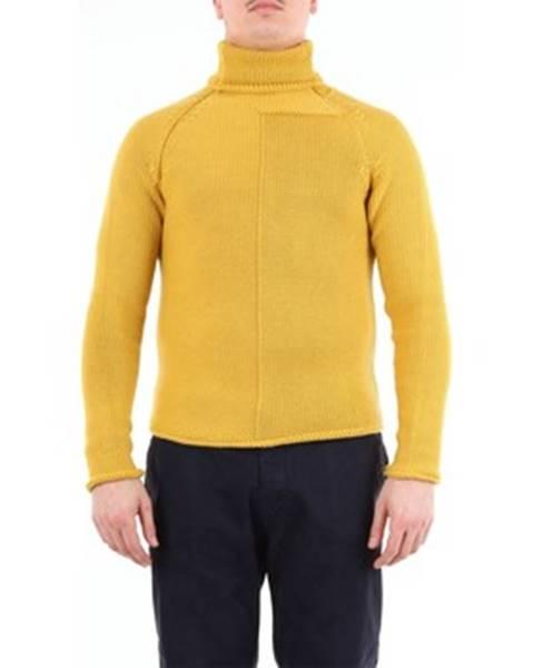 Žltý sveter Brian Dales