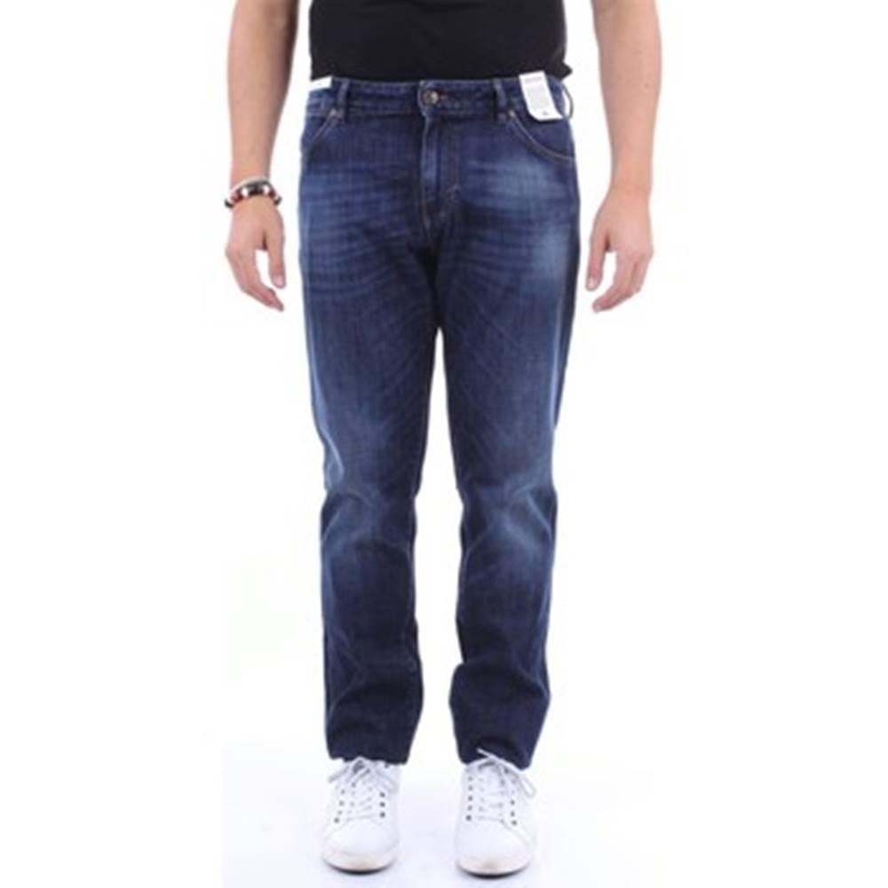 Pt Torino Rovné džínsy  TX16VJ05Z20BAS