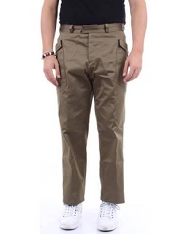Zelené nohavice Pt Torino