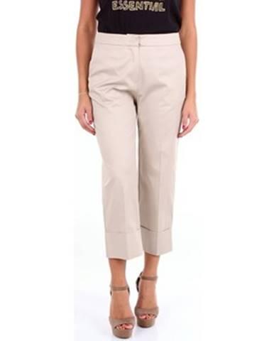 Béžové nohavice Maryley