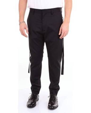 Čierne nohavice Dsquared
