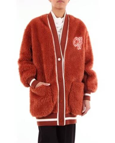 Červená bunda Off-White