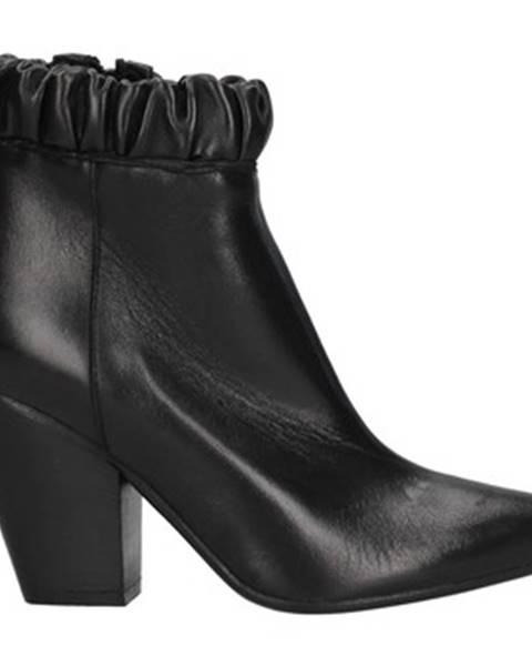 Čierne topánky Zoe