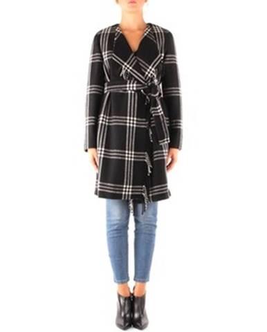 Čierny kabát Emme Marella