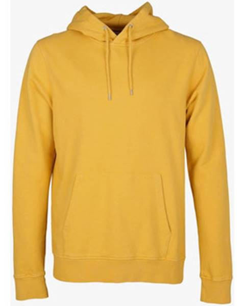 Žltá mikina Colorful Standard
