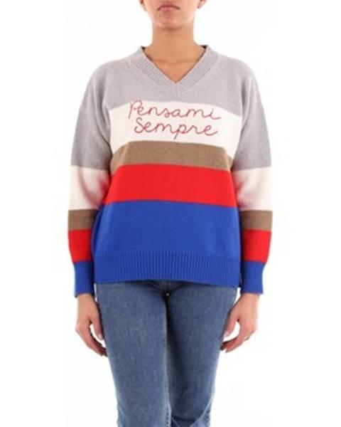 Viacfarebný sveter Giada Benincasa