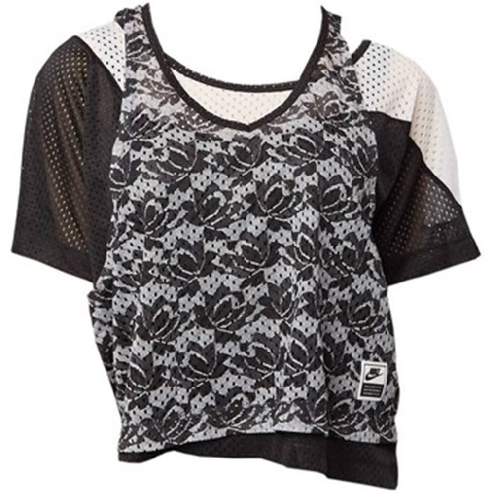 Nike Blúzka  Lab Lace Layered Tshirt