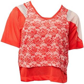 Blúzka  Lab Lace Layered Tshirt
