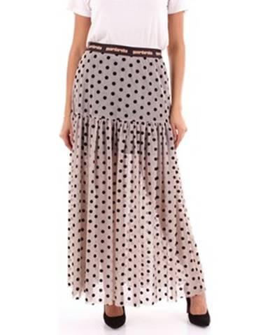 Viacfarebná sukňa Guardaroba