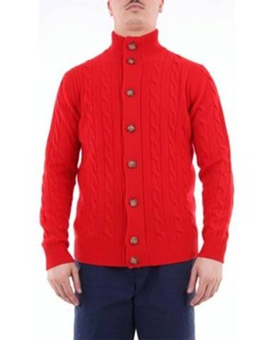 Červený sveter S. Moritz