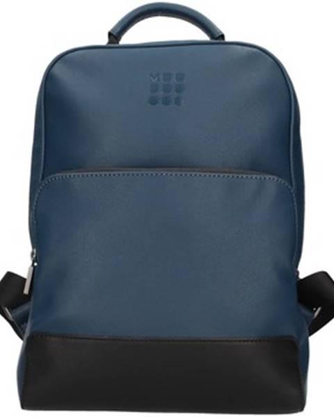 Modrý batoh Moleskine