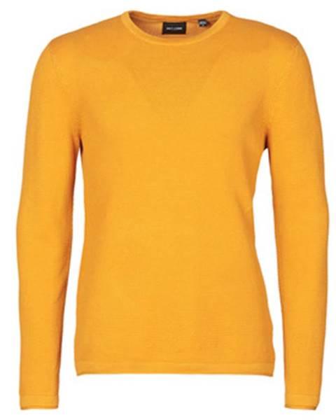Žltý sveter Only   Sons