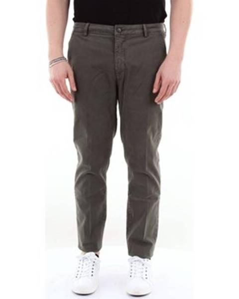 Zelené nohavice Yan Simmon