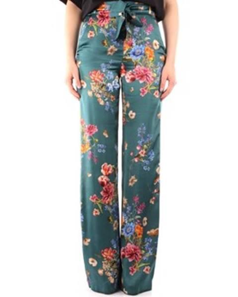 Zelené nohavice Marella