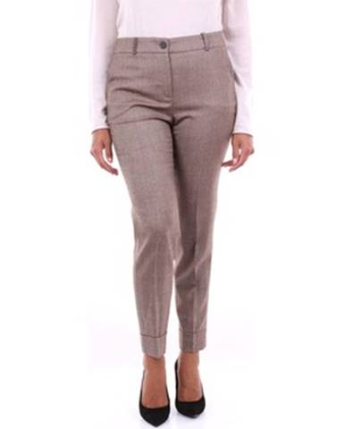 Viacfarebné chino nohavice Peserico