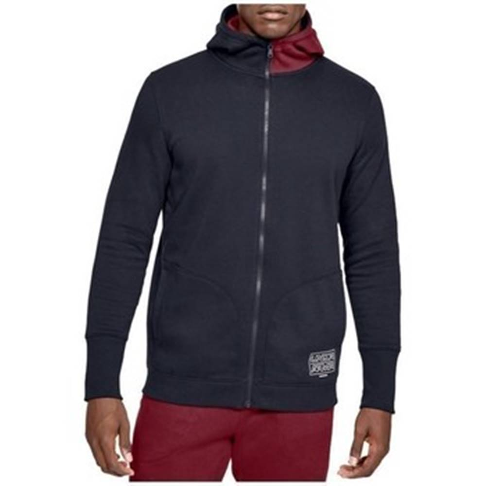Under Armour Mikiny  Baseline Fleece FZ Hoodie