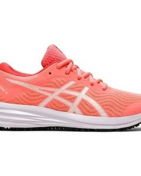 Oranžové topánky Asics