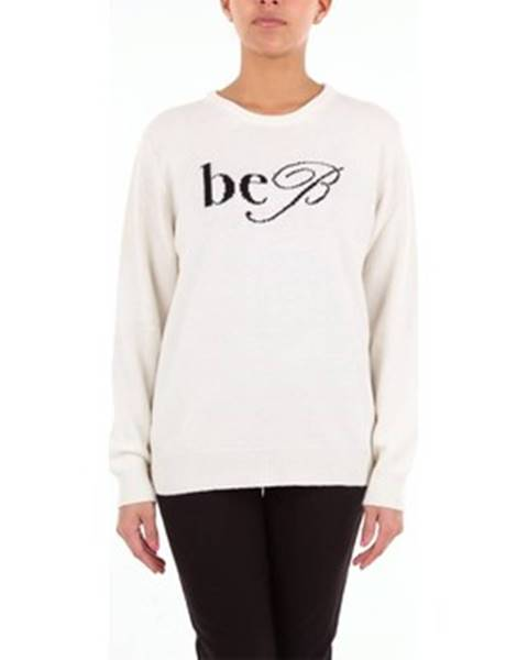 Biely sveter Be Blumarine