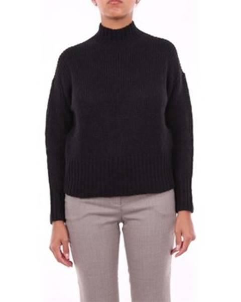 Čierny sveter Peserico