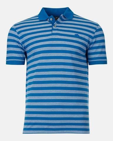 Modrá košeľa Raging Bull