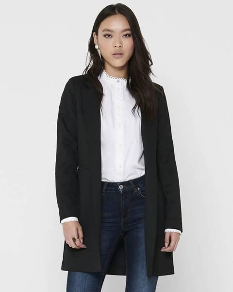 Čierny kabát Only