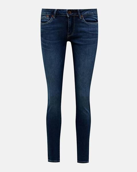 Tmavomodré rifle Pepe jeans
