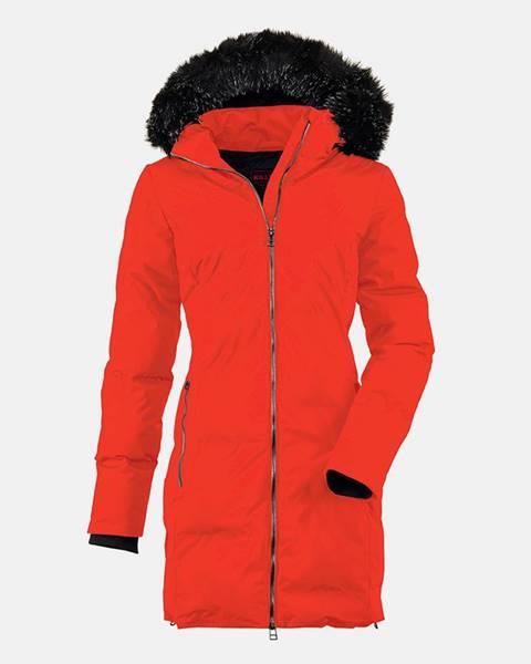 Červený kabát killtec
